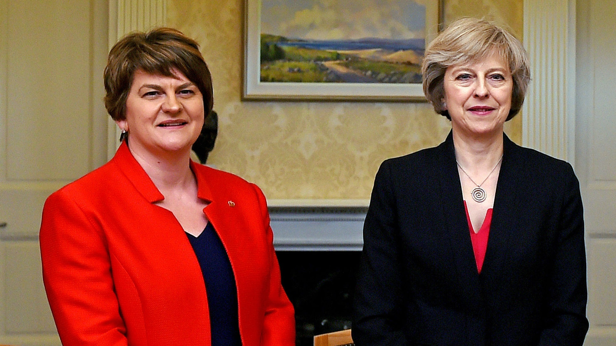 DUP agreement will end 'no deal' Brexit talk