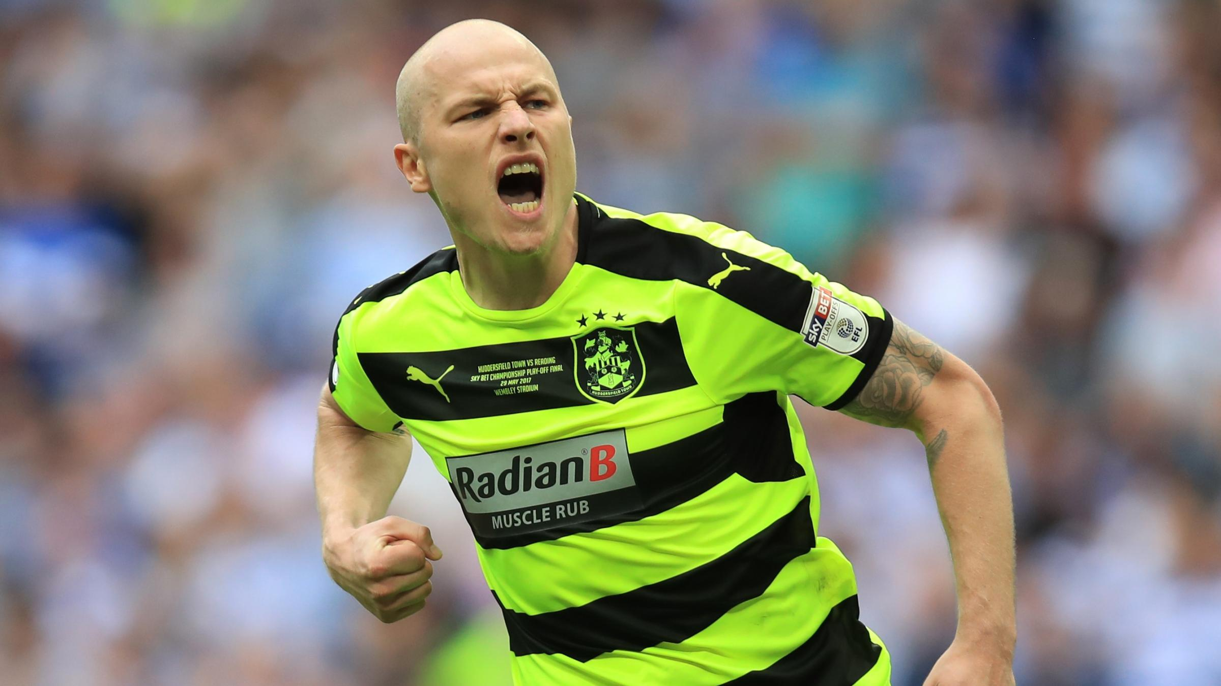 Aaron Mooy: Huddersfield Town agree club-record £10m fee with Man City