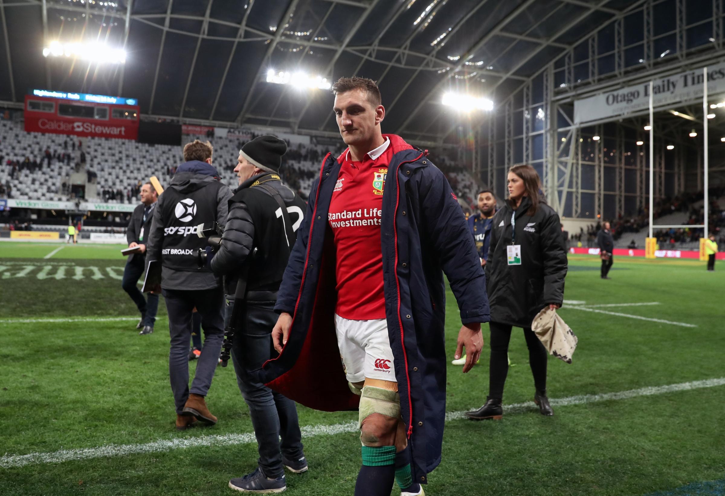 Lions coach Gatland rails at New Zealand 'blocking'