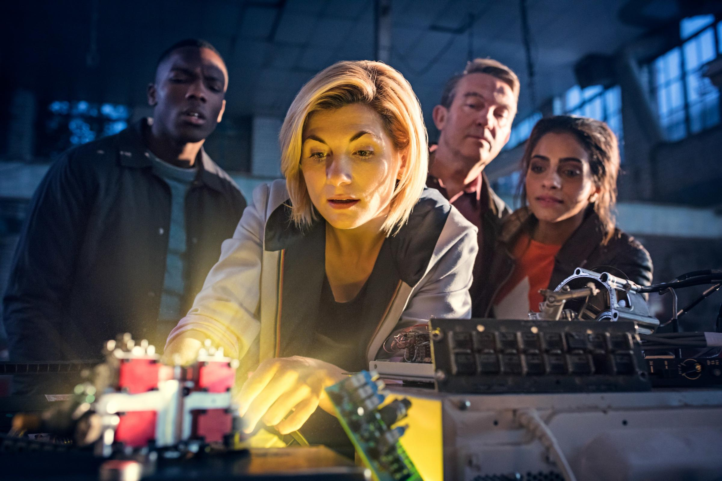 Television review: Doctor Who, BBC One